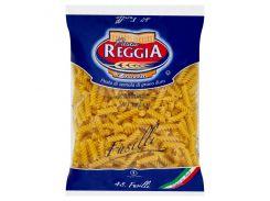 Макароны Reggia из твердых сортов Fusilli 500 гр Италия