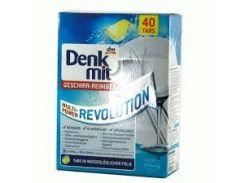 Таблетки для посудомоечных машин DenkMit Multi Power Revolution 40 шт