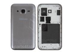 Корпус для мобильного телефона Samsung G360H Galaxy Core Prime, серебристый