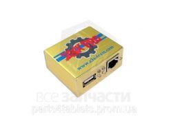 Z3X Box Pro Samsung активированный, золотой выпуск с кабелями (4 шт.)
