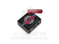 Z3X Box Samsung плюс LG с кабелями - для прошивки и разблокировки телефонов