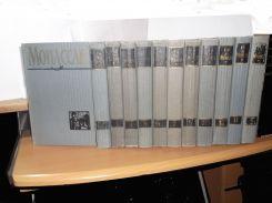 Мопассан. Собрание сочинений в 12 томах. 1958