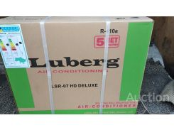 Кондиционер Luberg LSR-07 HD Deluxe