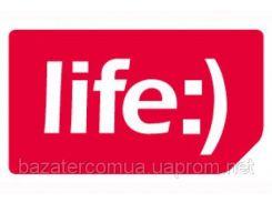 Золотой номер Лайф Life 063 78 18881