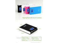 Универсальное зарядное устройство GF-LCD01 10400mA
