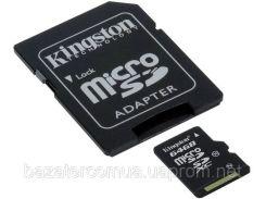 КАРТА ПАМЯТИ KINGSTON MICROSDXC 64 GB CLASS10 60м.