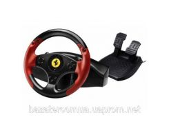 Руль ThrustMaster Ferrari Racing Wheel 12 месяцев