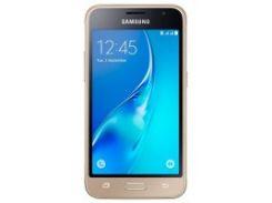 Смартфон SAMSUNG SM-J120H Galaxy J1 Duos ZDD (золотой)