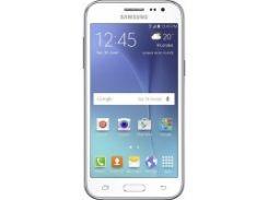 Смартфон SAMSUNG SM-J200H (белый)