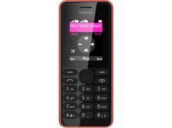 Мобильный телефон NOKIA 108 Dual SIM (красный)