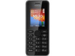 Мобильный телефон NOKIA 108 Dual SIM (черный)