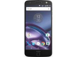 Смартфон MOTOROLA Moto Z (XT1650-03) 32Gb Dual Sim (черный-серый)