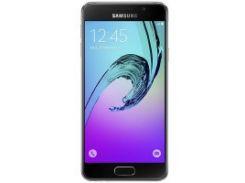 Смартфон SAMSUNG SM-A310F Galaxy A3 Duos ZKD (midnight black)
