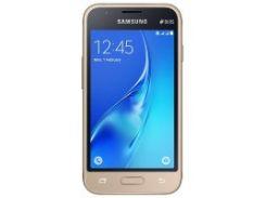 Смартфон SAMSUNG SM-J105H ZDD (золотистый)
