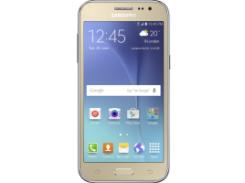 Смартфон SAMSUNG SM-J200H (золотистий)