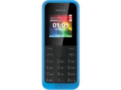 Мобильный телефон NOKIA 105 Dual SIM (бирюзовый)