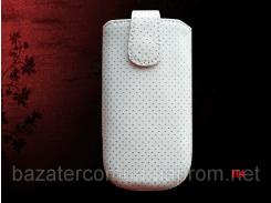 Чехол eXtra Style Samsung  i9003 white