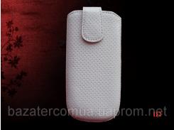 Чехол eXtra Style SAMSUNG S5660 white