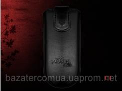 Чехол eXtra Style NOKIA Asha 302 , 700 black