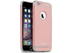 "Чехол iPaky Metal Joint Series для Apple iPhone 6/6s (4.7"")            Rose Gold"