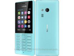 Мобильный телефон NOKIA 216 Dual SIM (blue) RM-1187