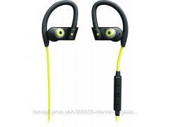 Bluetooth-гарнитура Jabra Sport Pace Yellow 12 месяцев