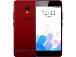 Смартфон Meizu M5c 2/16Gb Red UA 12 месяцев оригинал