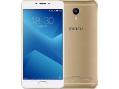 Смартфон Meizu M5 note 16Gb Gold EU оригинал