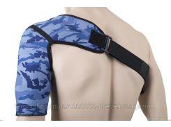 Бандаж для поддержки плеча ARMOR ARM2800 размеры S M L XL Синий