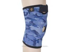 Бандаж для коленного сустава и связок ARMOR ARK2101 размеры S M L XL Синий