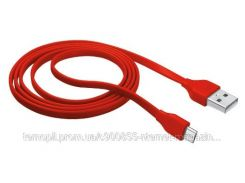 Кабель TRUST URBAN Micro-USB Cable 1m (КРАСНЫЙ)