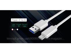 Кабель ROCK USB to Type-C