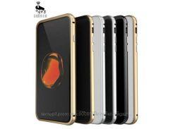 """Металлический бампер Luphie с акриловой вставкой для Apple iPhone 7 / 8 (4.7"""")"""
