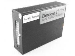 Навигационный модуль Element F100 (Kenwood, Pioneer, Universal) (Универсальный адаптер (RGB, RCA))