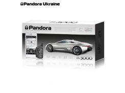 GSM/GPRS/GPS-автосигнализация Pandora DXL-5000L