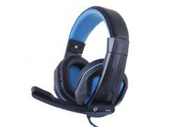 Игровая гарнитура Gemix W-360 black/blue