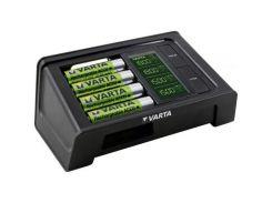 Зарядний пристрій для акумуляторів Varta LCD SMART CHARGER +4AA 2100 mAh (57674101441) АА, ААА, Ni-M