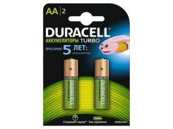 Акумулятор Duracell AA HR6 2500mAh * 2 (81546830)