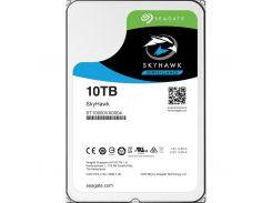 "Жорсткий диск 3.5"" 10TB Seagate (ST10000VX0004) 7200 об/хв, 256 MB, SATA III, SkyHawk"