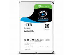 "Жорсткий диск 3.5"" 2TB Seagate (ST2000VX008) 5900 об/хв, 64 MB, SATA III, SkyHawk"