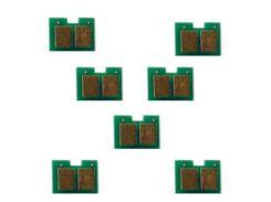 Чіп для картриджа BASF HP CLJ CP1215/1515/CM1312 Yellow (WWMID-70768)