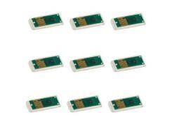 Чіп для картриджа для НПК EPSON Stylus S22/SX125 Cyan WWM (CR.T1282N)