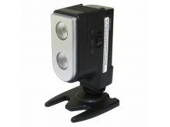 Спалах EXTRADIGITAL Накамерный свет LED-5004 (LED3200) Canon, Nikon, Panasonic, Samsung, Sony, 120 г