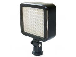 Спалах EXTRADIGITAL Накамерный свет LED-E72 (LED3206) Canon, Fujifilm, Nikon, Olympus, Panasonic, Pe