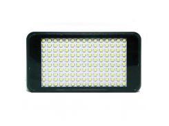Спалах PowerPlant Накамерный свет LED VL011-120 (LED1120) Canon, Nikon, Panasonic, Samsung, Sony, вб