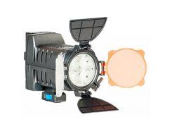 Спалах PowerPlant Накамерный свет LED 5005 (LED5005A) Canon, Nikon, Panasonic, Samsung, Sony, вбудов