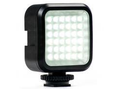 Спалах PowerPlant Накамерный свет LED 5006 (LED-VL009) (LED5006) Canon, Nikon, Panasonic, Samsung, S