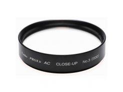 Світлофільтр Kenko PRO1D AC CLOSE-UP No.3 72mm (237269) макро