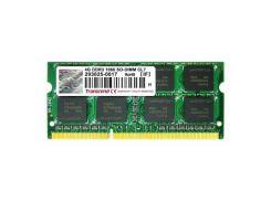 """Модуль пам""""яті для ноутбука SoDIMM DDR3 4GB 1066 MHz Transcend (TS4GAP1066S) DDR3, 4GB, 1, 1066 МГц,"""