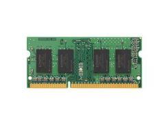 """Модуль пам""""яті для ноутбука SoDIMM DDR3 2GB 1600 MHz Kingston (KVR16S11S6/2) DDR3, 2 GB, 1, 1600 МГц"""